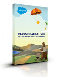Salesforce Ecommerce Personalization