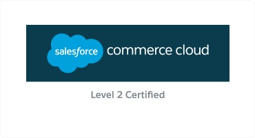 salesforce commerce cloud Level 2 Certified