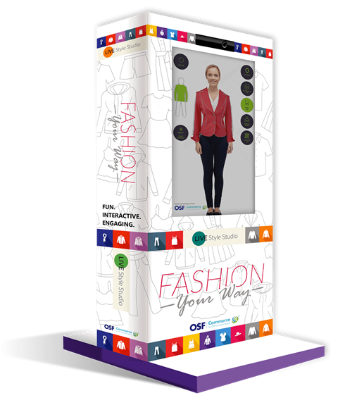 Personalize your virtual fitting room