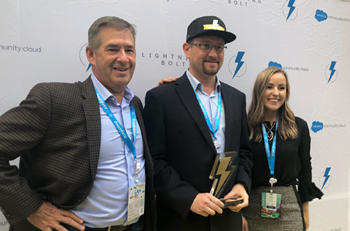 Lightning Bolt Trailblazer Award for Retail 1