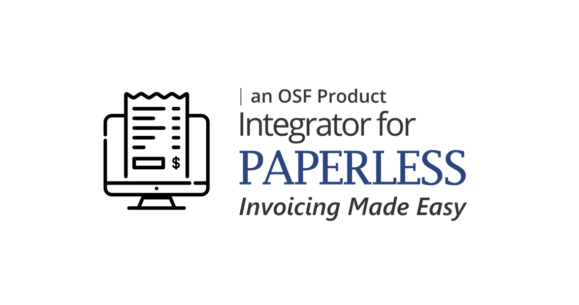 OSF Integrator for PAPERLESS product page