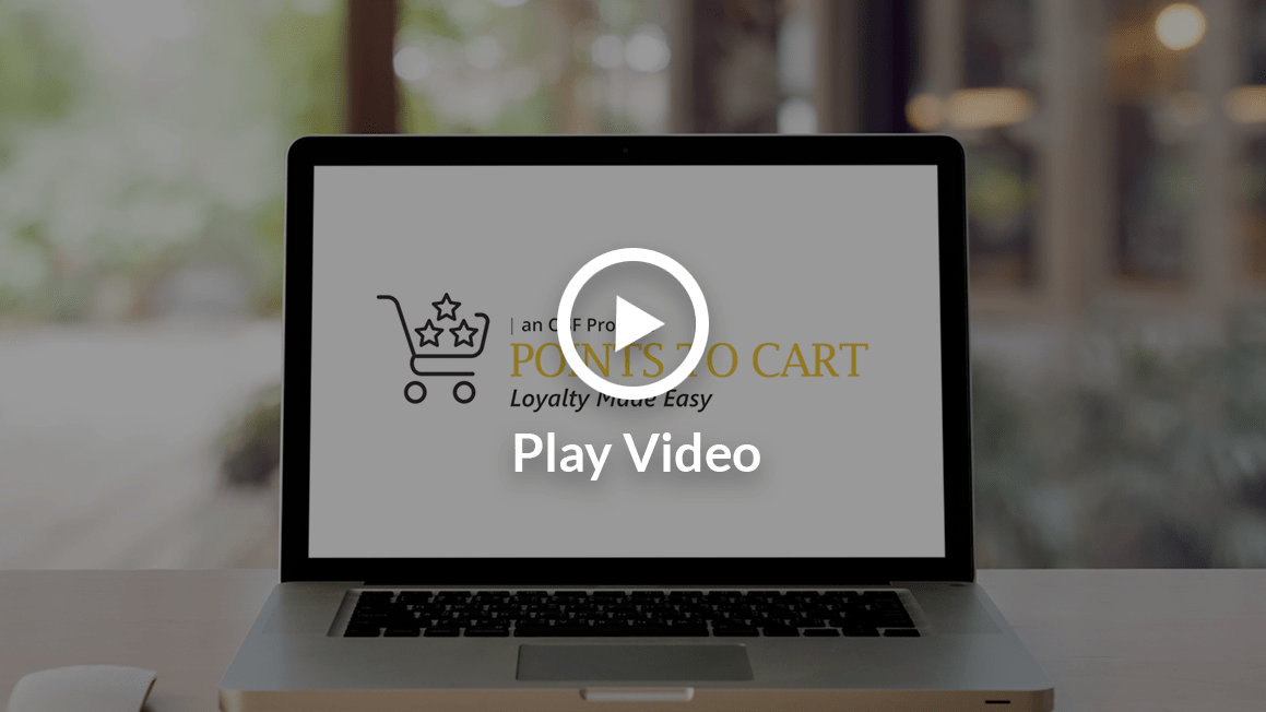 Play Video Thumb POINTS TO CART
