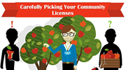 Infographic Small Licensing Strategy