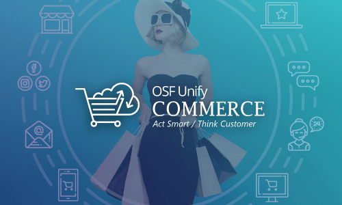 How to article component OSF UnifyCOMMERCE