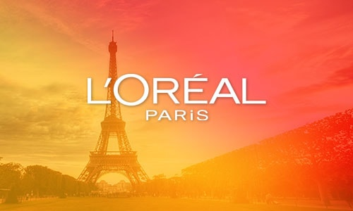 L'Oréal Paris mobile