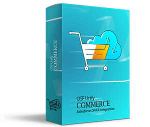 OSF UnifyCOMMERCE Salesforce DATA Integration