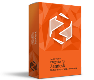 Integrator for Zendesk right facing small box