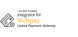 Integrator for Webpay small logo