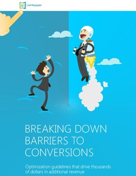 Breaking Down Barriers to Conversions whitepaper
