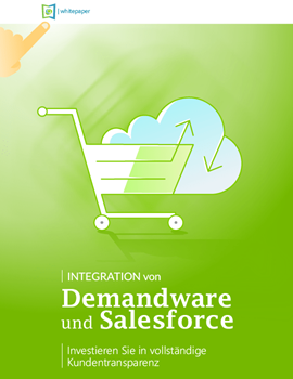 Integrating Demandware and Salesforce whitepaper de