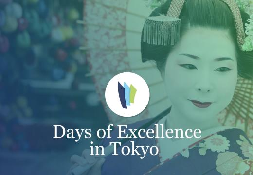 OSF Days of Excellence Tokyo July 2018