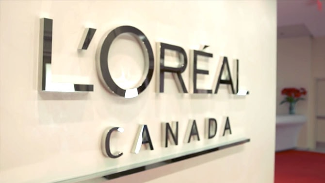 L'Oréal Canada on Commerce Cloud