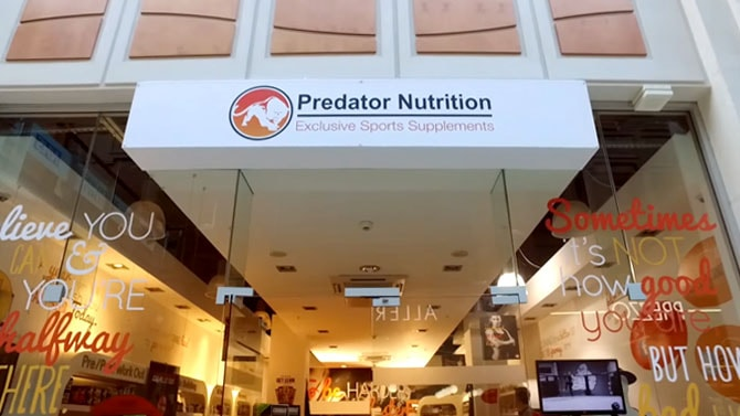 Predator Nutrition on Salesforce with Commerce Cloud