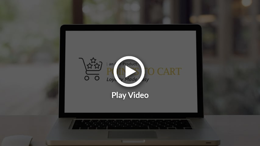 Points To Cart Play Video